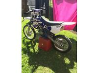 YZ 85cc Big wheel model