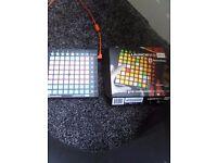 Korg volca and novation launchpad mini