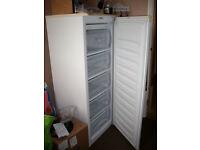 Beko Upright Freezer, Good Working Order.