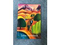 Of Mice & Men book
