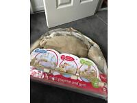 Loved so much baby play mat