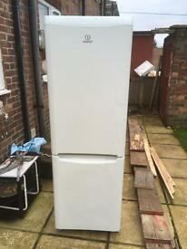 Indisit fridge freezer