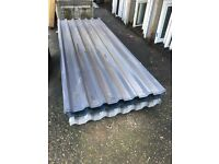Corrugated Roofing Sheets For Sale ( one meter by three meters) £20 EACH