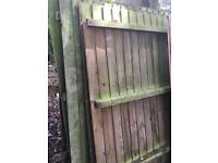 Fence panels (3m long)