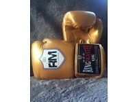New Boxing Euipment.