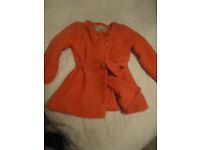 Girls coat/jacket age 3-4