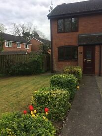 Semi Detached 2 Bed House, Crewe