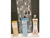 Skinny tan products mix and match