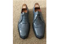 Oliver Sweeney CHECK Men's Leather Shoes (SIZE: 8 1/2)