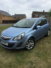 VAUXHALL CORSA LOW MILES SERVICE HISTORY GOOD LITTLE RUNNER CLEAN CAR 2014 REG NO OFFERS PRICED GOOD