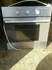 Used Electrolux electric oven