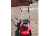 Self Propelled Champion Lawn Mower