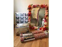 Wallpaper/canvas/mirror/arcoroc punch set