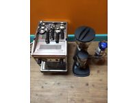 Astoria Argenta one group coffee machine