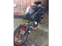 Yamaha yzf 125 cc
