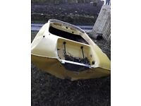Speed boat project for sale