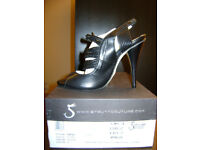 STRUTT COUTURE LADIES SHOES SIZE 4/37
