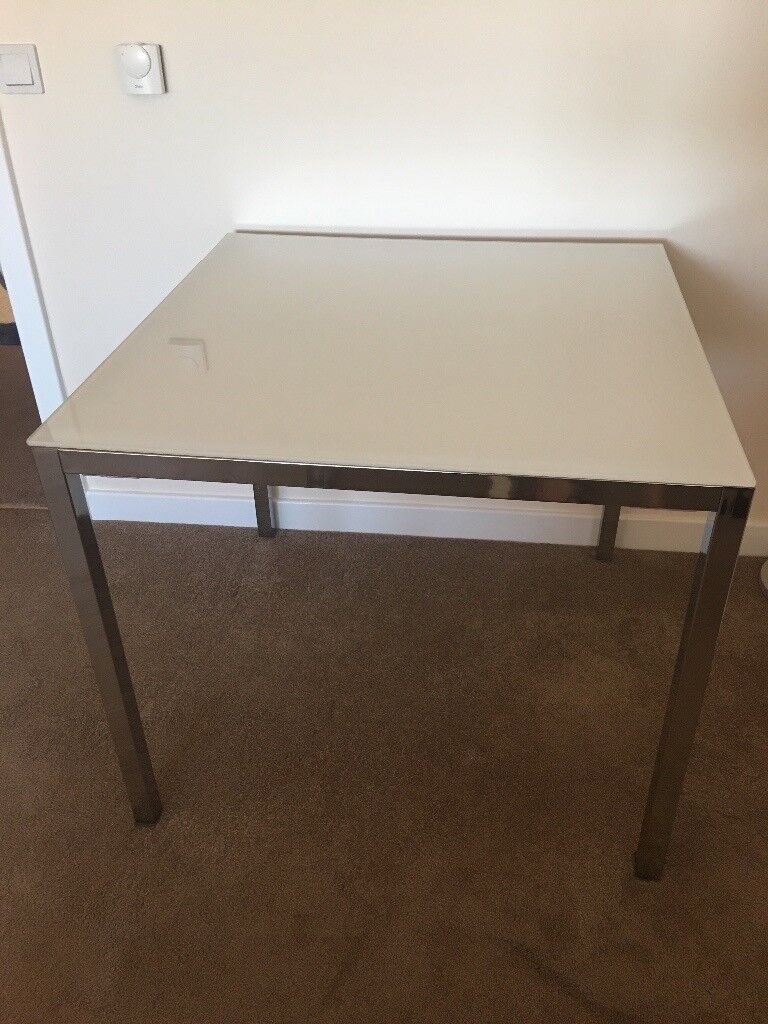 Ikea Torsby Dining Table 85x85 Must Go