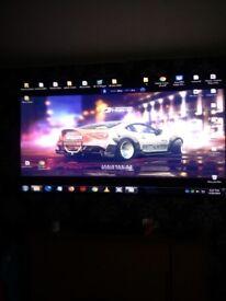 Laurus 65 inch smart slim tv