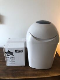 Tommee Tippie Nappy bin with 3refills