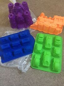 FREE!! Cake moulds