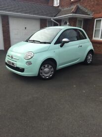 Fiat 500 1.2 Pop (s/s) Very Low Mileage and only 1 previous owner