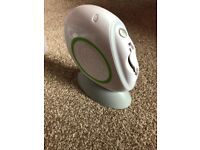 Leap frog TV games console with two controllers and two games