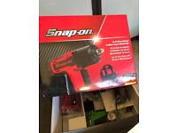 "Snap on 3/8"" impact gun brand new"