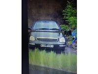 Ford Scorpio 2.9L auto breaking
