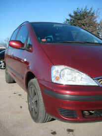 Super Low Mileage Ford Galaxy with LPG - just serviced - 60mpg!