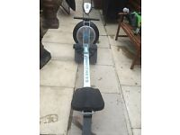 DIGITAL YORK FITNESS ROWING MACHINE