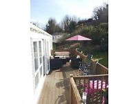 3 bedroom caravan for hire . Kiln Park Tenby 10th to 17th June.
