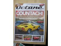 OCTANE CAR MAGAZINE JANUARY 2011