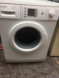 Bosch 7kg washing machine excellent condition