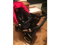 Bugaboo Donkey 1.1 with lots of extras