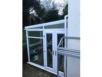 Double Glazing Free to Collector