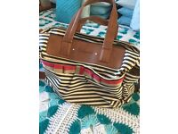 Babymel changing bag in good condition