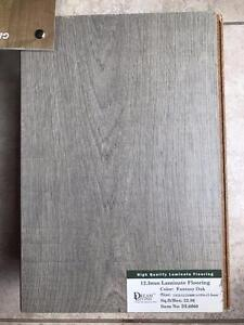 12.3 mm Big Size Laminate (6ft-4ft-2ft x 8inch) JUST $3.39/sqft (Free installation and underlay)
