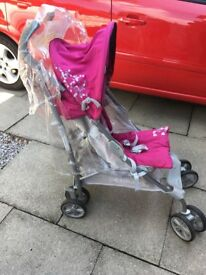graco nimbly pushchair