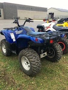 2007 Yamaha Grizzly 700 FI Auto. 4x4 London Ontario image 3