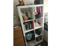 shelving units ikea white