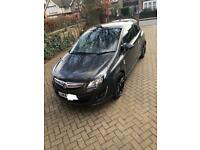 Vauxhall corsa 1.2 limited edition metallic grey