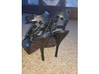 Carvela platform high heels