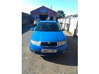 Reliable car , cheap tax, Skoda estate 1.9tdi