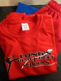 Longs Blackbelt Schools - Ninja kids outfit
