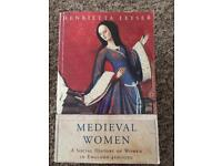 Medieval women in England