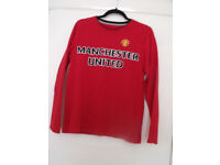 MUFC Pyjamas (Marks & Spencers) Age 13-14 yrs