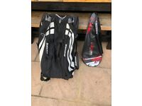 Tennis Racket equipment Bag Holdall Carry case
