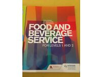 Food and beverage service for level 1&2