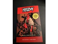 Hellboy Seed of Destruction Used good Condition